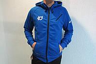 Мужская олимпийка N (620726-2) ярко синяя код 186в