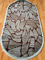 Корврик  овальной формы с 3-D рисунком Grystal