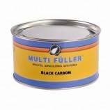 Multi Fuller Black CARBON шпатлевка с углеволокном 1,7кг