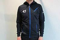 Мужская олимпийка N (620726-1) темно синяя код 187в