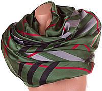Качественный атласный женский шарф 183*96 см ETERNO (ЭТЕРНО) ES0406-4-13
