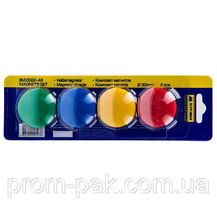 Магниты для флипчарта BM 0022-43, фото 2