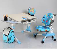 Детская парта и кресло от компании MEALUX
