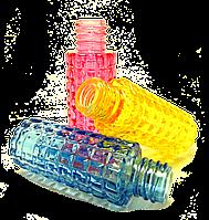 Флакон для парфюмерии цветной Гранат 18 мл комплектация металлический спрей