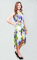 Платье женское летнее оригинального кроя
