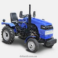 Трактор T224 (Xingtai, 22 л.с., 2 цилиндр, 4х4  полный привод, блокировка дифференциала)