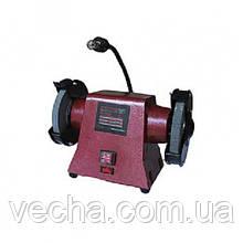 Точило Ижмаш BG-150/1100 Industrial Line (d 150 мм, подсветка+комплект переходников)