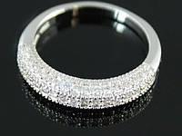 Нежное кольцо в стиле Tiffany