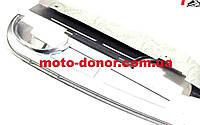Защита цепи к-кт 2шт на мотоцикл Viper-125J