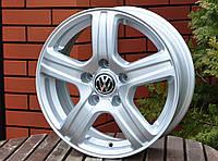 Литые диски R15 6j 5x112 et40 SKODA OCTAVIA VW PASSAT GOLF SEAT