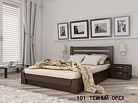 """Кровать из дерева """"Селена"""""""