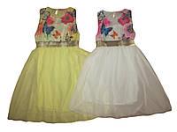 Платье для девочек нарядное летнее , размеры 16 лет, арт. 9296
