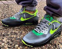 Мужские кроссовки Nike Air Max 90 Hyperfuse Yellow/Black, Найк Аир Макс 90, фото 3