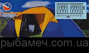 Палатка туристическая COLEMAN 1002 6-ти местная (Польша)