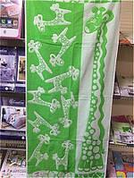 Полотенце махровое ТМ Речицкий текстиль, Жирафик, 50х90 см