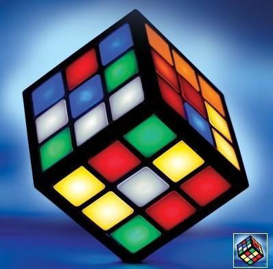 Кубик Рубика стал сенсорным
