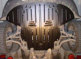 Защита картера AUDI Allroad мкпп/акпп с 2000-2005 г.
