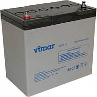 Аккумулятор гелевый 12В 55Ач BG55-12 Vimar
