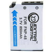 Аккумулятор к фото/видео EXTRADIGITAL Fujiflim NP-48 (BDF1315)