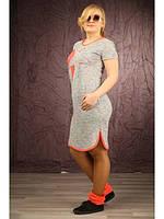 Женское платье спорт (р. 48-90) арт. Спорт