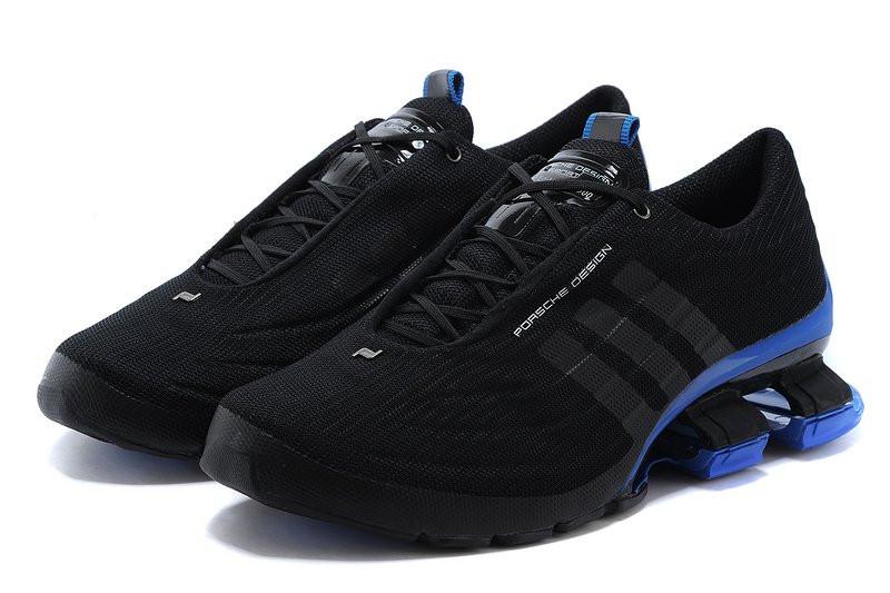 ed258be1b ... usa adidas porsche design sport bounce s4 black blue shoes d8d86 25ba1