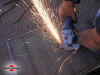 Процесс изготовления котлов: -Изготовление растяжек котла ТТГ-100
