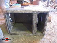 Процесс изготовления котлов: -Зачистка корпуса котла ТТГ-100