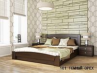 """Кровать из дерева """"Селена Аури"""" 190*120"""