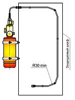 Автономная система локального пожаротушения АСШТ F-Line 01