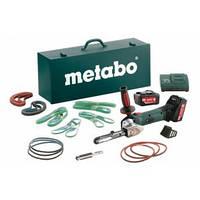 Metabo BF 9-90 INOX -Акк. Ленточная шлифовальная машина 18В + чемодан