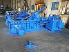 Пресс пакетировочный для металлолома Y83-125 Wanshida