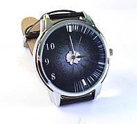 """Часы с японским механизмом """"Черное"""""""