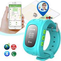 Детские часы с GPS-трекером Smart Baby Watch Q50 На русском!