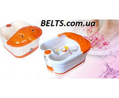 Гідромасажна ванночка Multifunctional Footbath RF-368a1, ванна для ніг 368 (масажер)