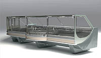Холодильные витрины Миссури cold diamond ВХН(Д) Технохолод (выносной холод)