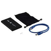 "Внешний бокс корпус для винчестера HDD 2,5"" SATA с USB 3.0"