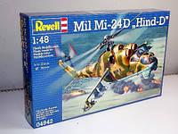 Mi- 24 D      1\48     Revell 04942