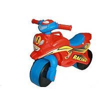 "Детский Мотоцикл-беговел ""Спорт байк"" 0139 толокар"