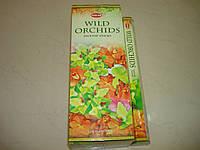 Wild Orhids Hem