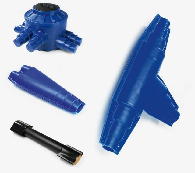 Комплекты для изоляции подземных соединений трубопроводов