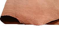 Спилок свиной (кожподкладка) коричневый