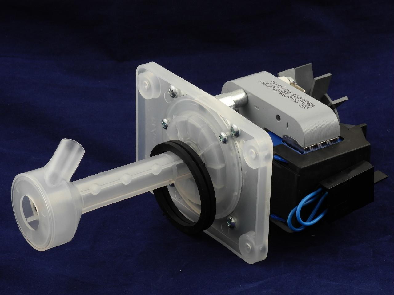 Насос в сборе для лёдогенератора Whirlpool (484000000908), (481236178037)