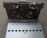 Чехол на мангал-чемодан на 6 шампуров CHZ