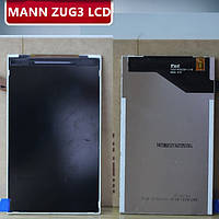 Дисплей (LCD) для телефона Mann A18 Zug3