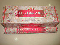 Lily of the Valley Hem