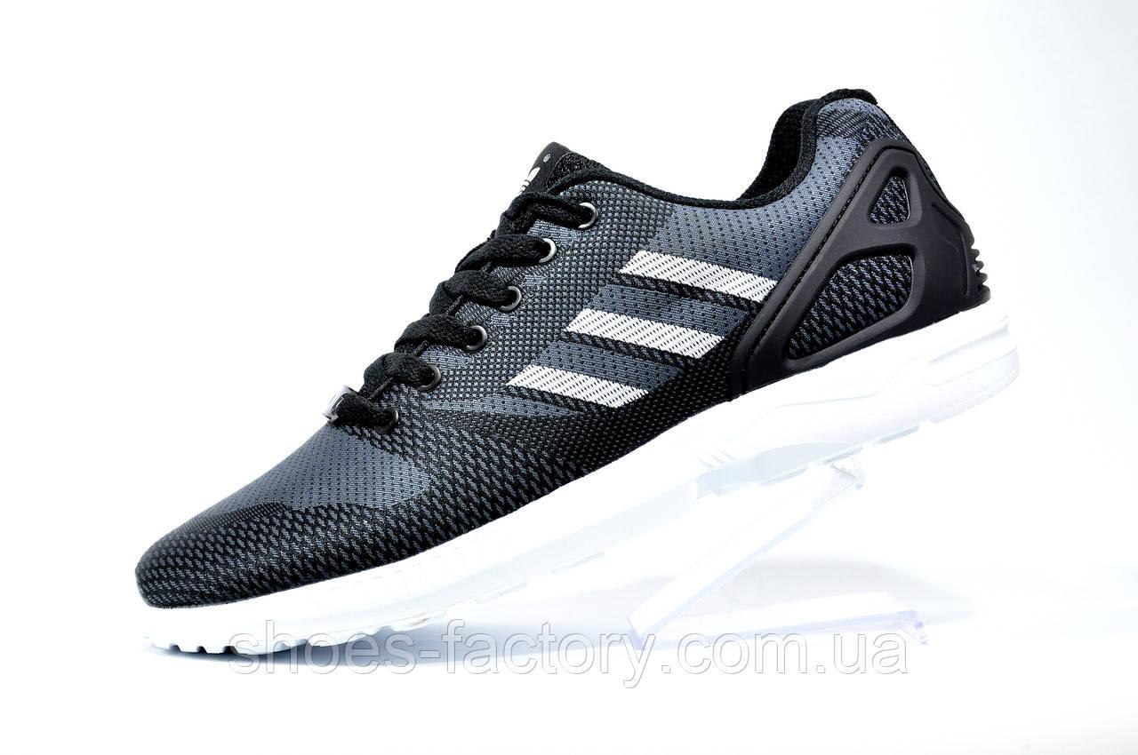 Кроссовки мужские в стиле Adidas ZX Flux