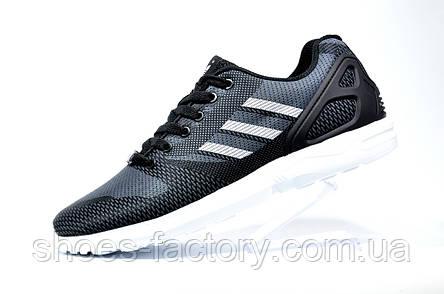 Кроссовки мужские в стиле Adidas ZX Flux , фото 2
