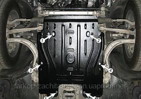 Защита коробки AUDI A4 бензин с 2008-2012 г.