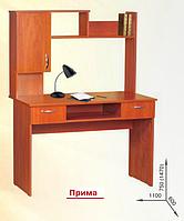 Стол письменный Прима 1100  /  Стіл письмовий Прима 1100