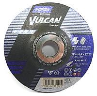 125х6.4х22.2 Norton Vulcan Зачистной